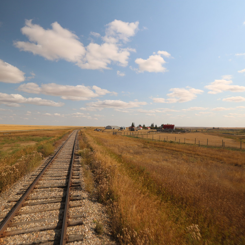 Aspen Crossing Railway - Country Scenery