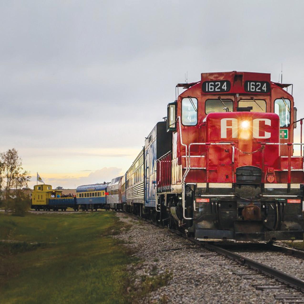 Aspen Crossing Railway - Twilight Tour2b