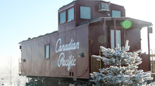 Romancing the Rails ~ Caboose Cabins