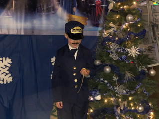Well, You Coming? ~ Get your THE POLAR EXPRESS™ Train Ride Tickets Before They're Gone!