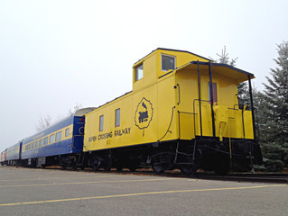Spring has Sprung – Time for a Train Tour in the Prairies