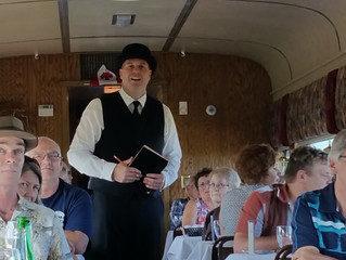 Aspen Crossing Dinner Theatre Presents - The Colonists' Train