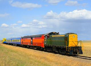 Aspen Crossing Railway Prairie Tour