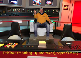 Aspen Crossing Railway - Trek Train 2020