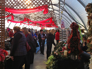 13th Annual Christmas Market - November 18 & 19