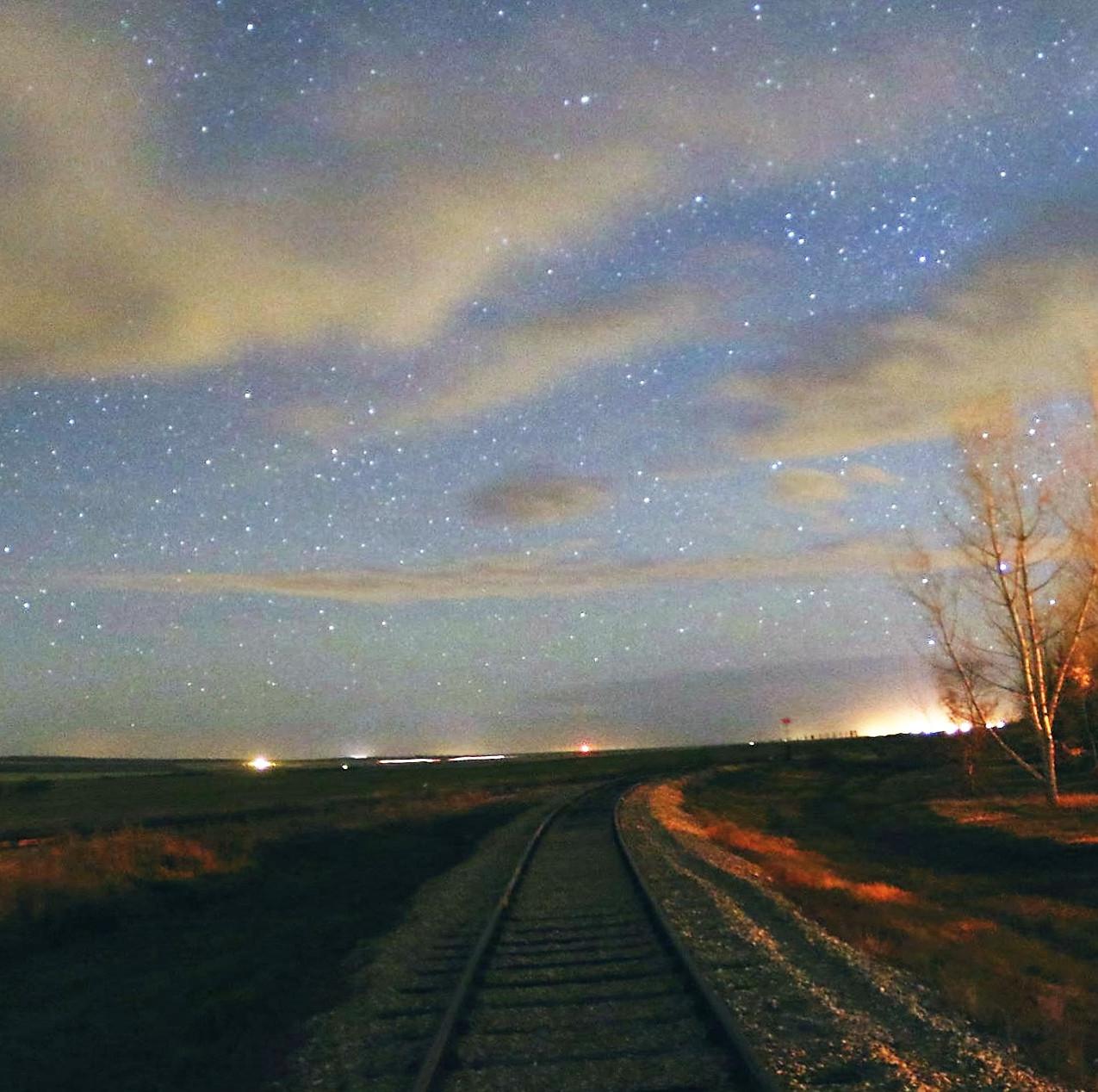 Aspen Crossing Twilight - Image Will Dwyer