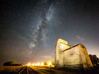 Twilight Tour - The Enchantment of Prairie Skies