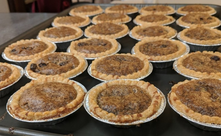Bergquist Tavern at Aspen Crossing - Homemade Buttertarts