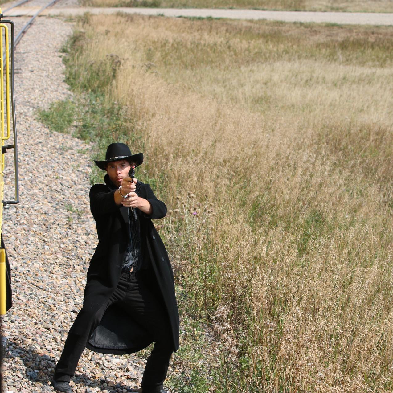 Aspen Crossing Railway - Gunman - Aug