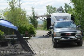 Aspen Crossing Campground - A Prairie Oa