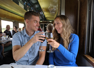 The Perfect Valentine's Day Gift ~ 25% OFF Train Tours!