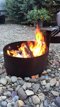 Aspen Crossing - Fire Pits