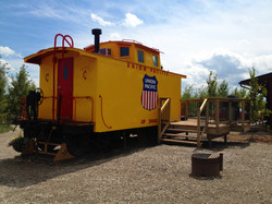 Union Pacific Cabin