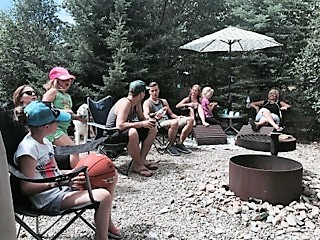 Aspen Crossing Campground - Family Moments - Treasured Moments