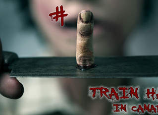 TRAIN OF TERROR - Starts Oct 12th!