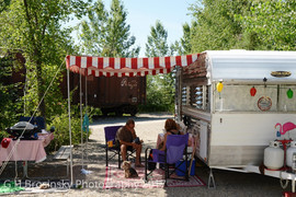 Aspen Crossing Campground - Well Treed S