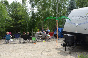 Aspen Crossing  Campground - Reconnectin