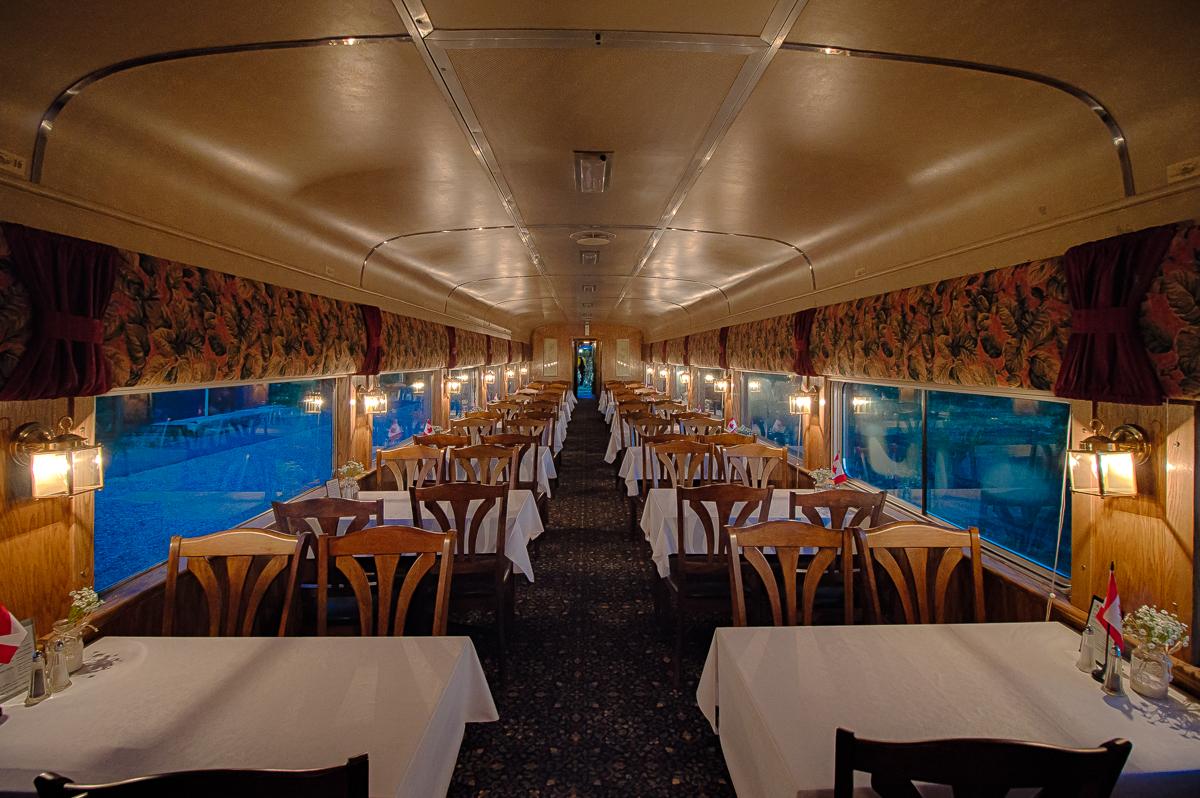 Aspen Dinner Car