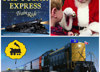 THE POLAR EXPRESS™ Train Ride!– Believing in the Magic of Christmas!