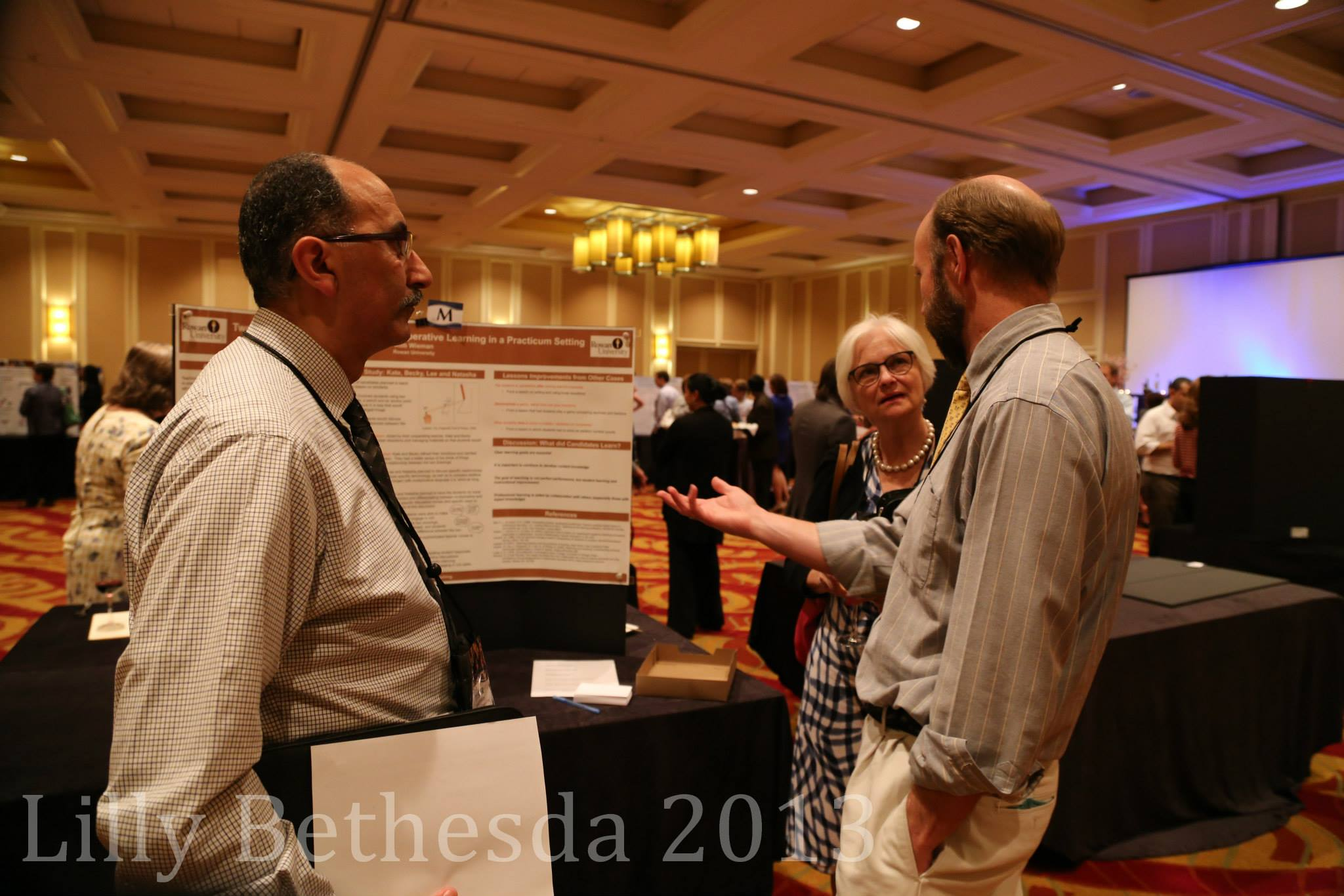 Poster Reception