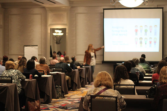 Increasing Your Teaching Conference Return on Investment