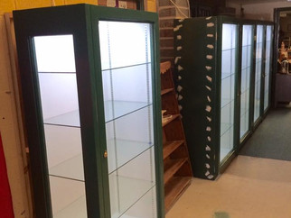 Elsecar Antiques Centre has been extended! That's even more cabinets and units to browse!