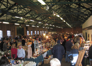 The next Antique and Collectables Fair is  Sunday 9th Feb 2020