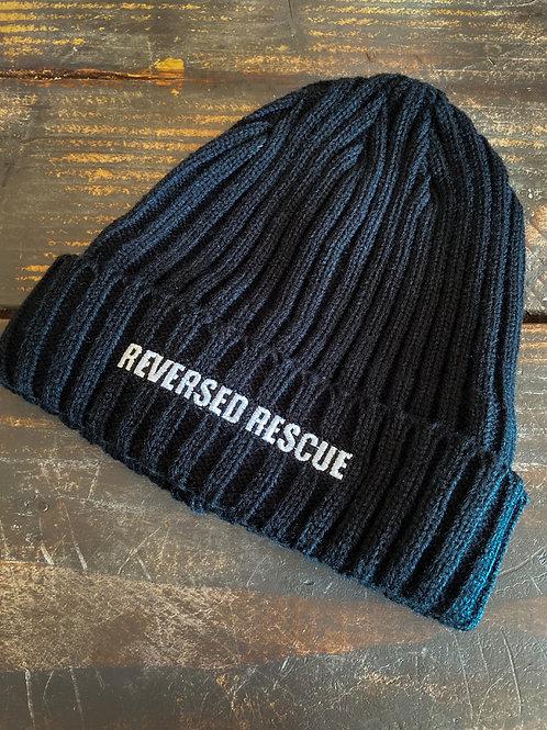 Reversed Rescue Beanie