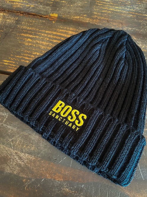 BOSS SANCTUARY Beanie