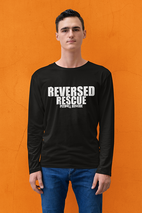 Reversed Rescue - Unisex Athletic Long Sleeve