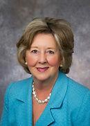 Hon. Janice Filmon - blue jacket current