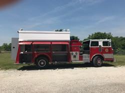 Food Truck - Firetruck