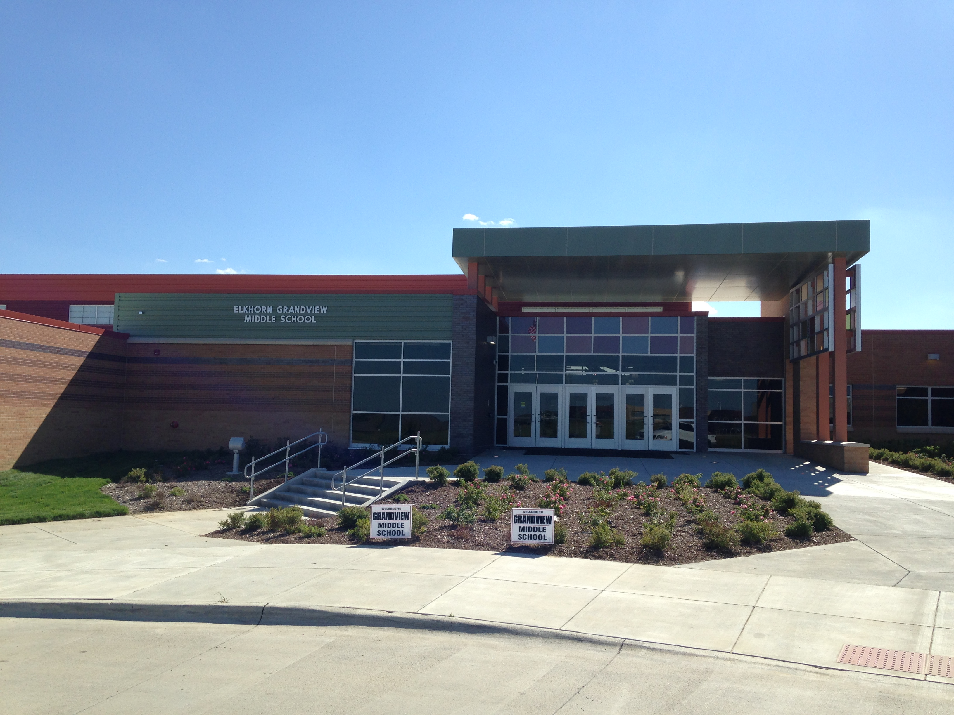 Elkhorn Grandview Middle School