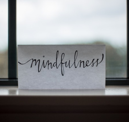 5 Mindfulness Trainings Certificate - connecting personal inner peace and peace on earth.