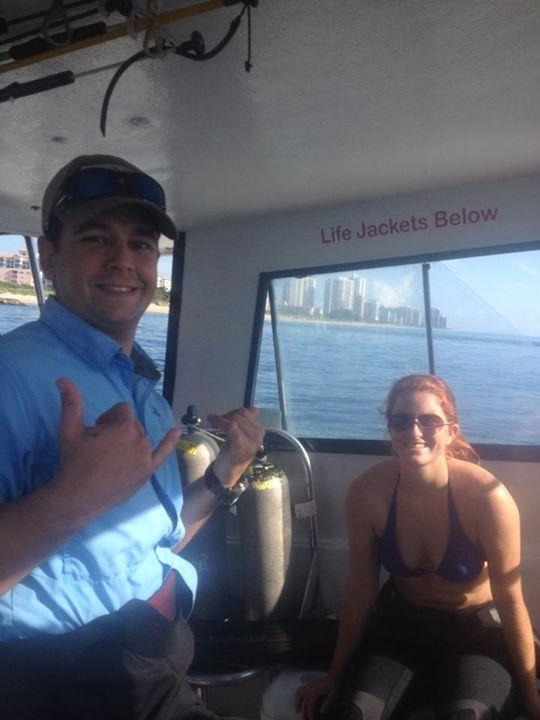 Ocean Quest Crew Derek