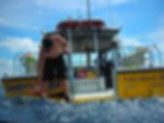 Sandys Sunday Dive Boat