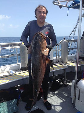 Spearfishing West Palm Beach