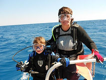 Family dive charters palm beach