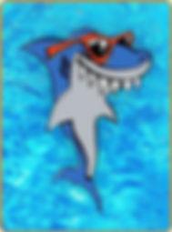 Ocean Quest Scuba Sharky