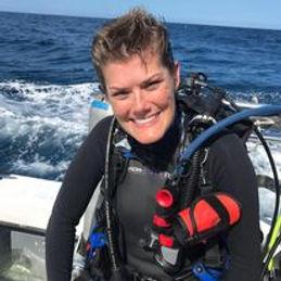 Ocean Quest Scuba Charters Dive Master Alicia Hammer
