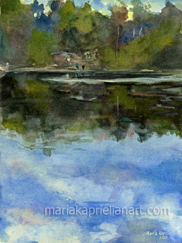 Pelton Pond #1