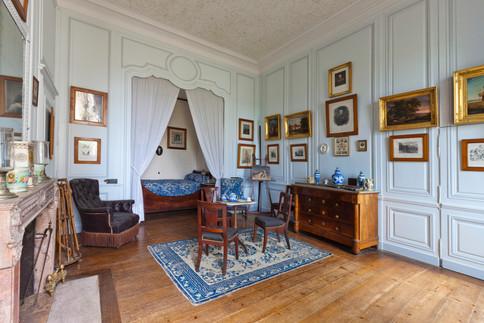 La chambre du Prince du Château