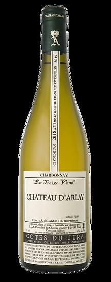 """Vin Blanc Chardonnay """"En Treize Vent"""" 2018"""