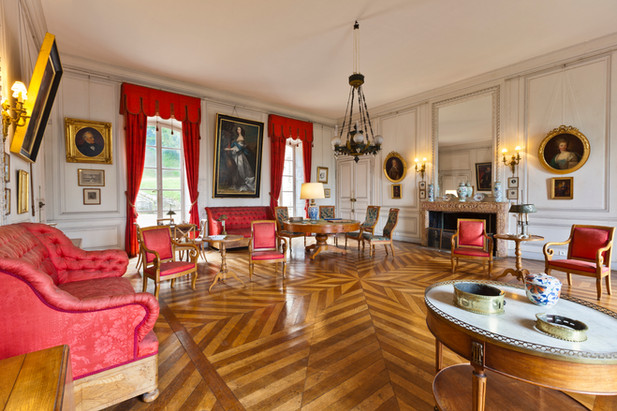 Le Grand Salon du Château