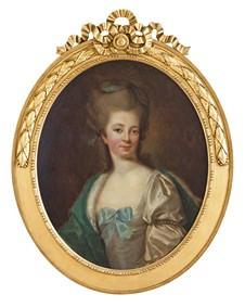 Comtesse Élisabeth-Pauline de Lauraguais (née Élisabeth-Pauline de Gand le 22 octobre 1737 - 16 février 1794)
