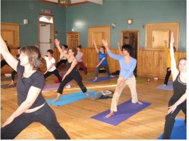 Vinyasa Flow Yoga (Summer 2021)