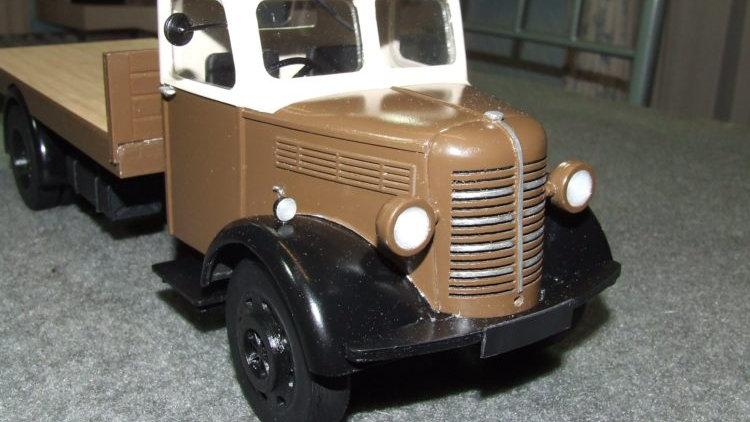 1950's Bedford Flatbed