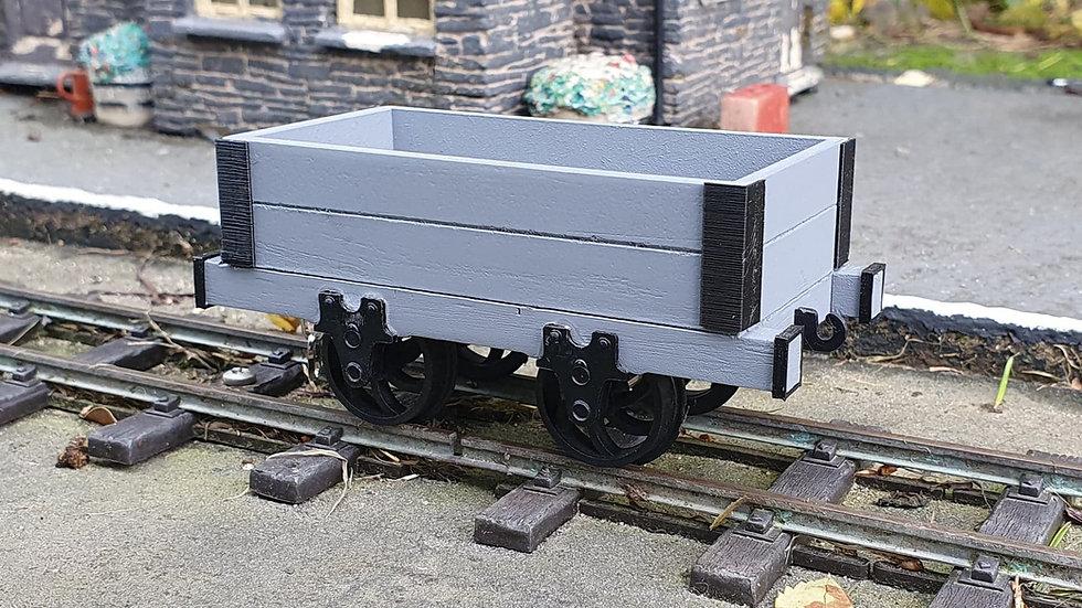 two plank slate Wagons