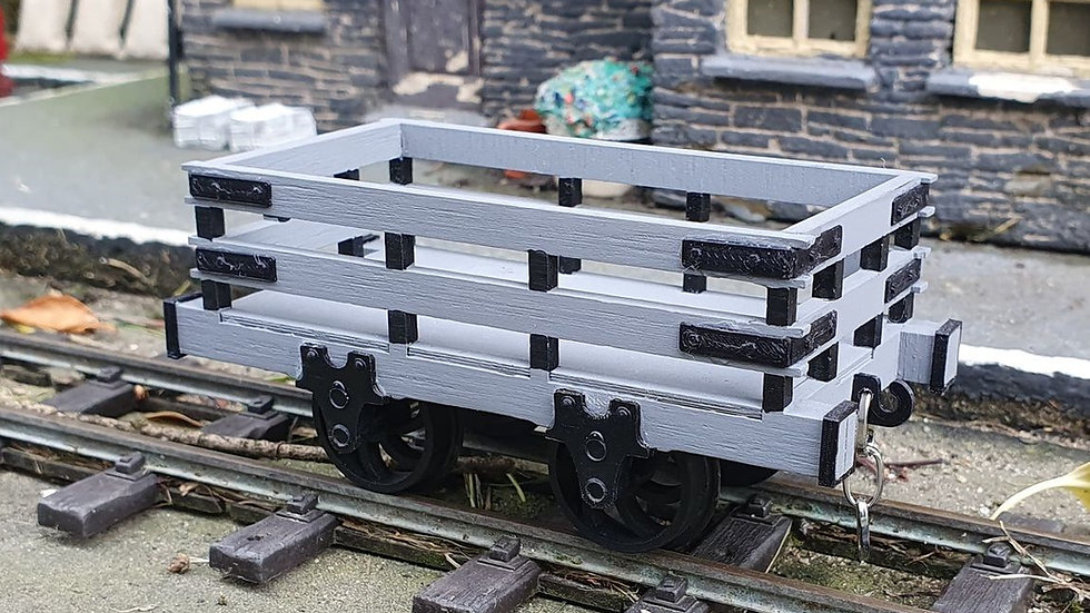 Slate Wagons
