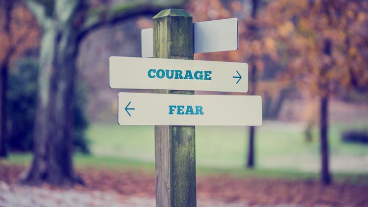 do not fear suffering